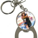 Yuna and Tidus--ffx/ff10--Bottle Opener Key Chain