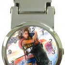 Yuna and Tidus--ffx/ff10--Money Clip Watch