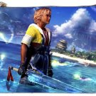 Warrior Tidus ffx/ff10--xl cosmetic bag
