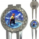 Warrior Tidus ffx/ff10--3-in-1 Golf Divot