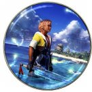 Warrior Tidus ffx/ff10--4 Hat Clip Ball Markers