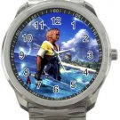 Warrior Tidus ffx/ff10--Sport Metal Watch