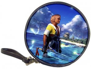 Warrior Tidus ffx/ff10--classic 20 cd wallet