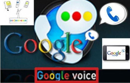 Unused Google Voice Invite