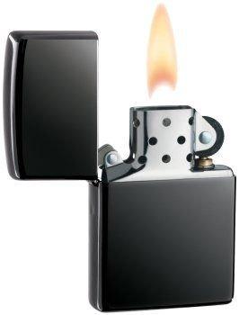 Zippo Black Ice Lighter (Zippo 150)