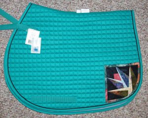 Lotus Block All Purpose Saddle Pad 718
