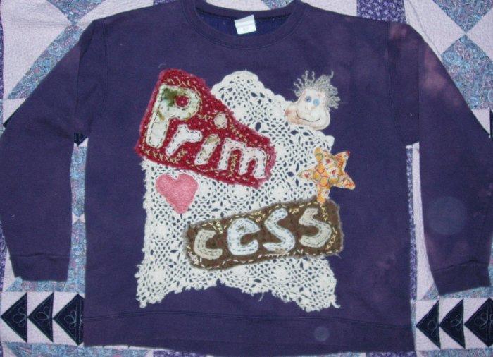 Prim-cess sweatshirt 683 Medium