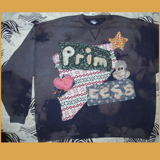 Prim Cess Sweatshirt 619 2XL
