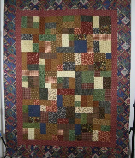 Soft & Cozy Flannel Throw Quilt