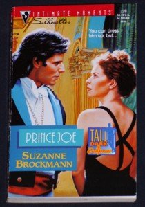Suzanne Brockmann ~ PRINCE JOE ~ SIM #720 ~ 1996 Pb