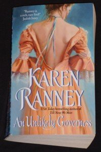 Karen Ranney ~ AN UNLIKELY GOVERNESS ~ 2006 Pb