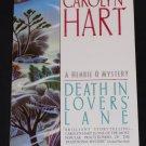 Carolyn Hart ~ DEATH IN LOVERS' LANE ~ Henrie O. Mystery