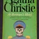 Agatha Christie ~ AT BERTRAM'S HOTEL ~ 1st Ed 1967 Pb