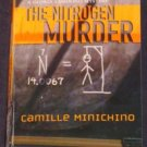 Camille Minichino ~ THE NITROGEN MURDER ~ 2006 Pb