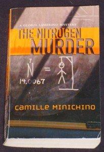 Camille Minichino ~ THE NITROGEN MURDER ~ 2006 Pb