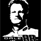 "10"" Dale Earnhardt Jr 88 Vinyl Portrait Window Decal"