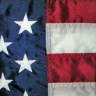 "American flag 12"" x 18"" sewn US Nautical flag THE Flag Company"
