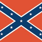Confederate Battle flag 3 x 5' Historic American flag THE Flag Company
