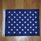 "US Union Jack US Naval flag  20 x 26"" THE Flag Company"