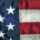 "American flag  20"" x 30"" sewn US Nautical flag THE Flag Company"