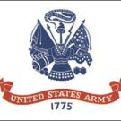 "US Army flag 12 x 18"""