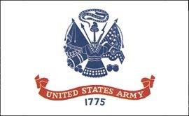 US Army flag 4 x 6'