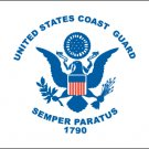 US Coast Guard flag 5 x 8'