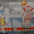 Vintage Valentine c. 1920