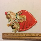 Antique Victorian Valentine