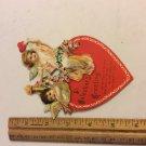 Antique Victorian Valentine