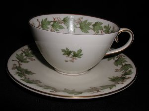 Vintage Krautheim Franconia Sycamore Cup and Saucer