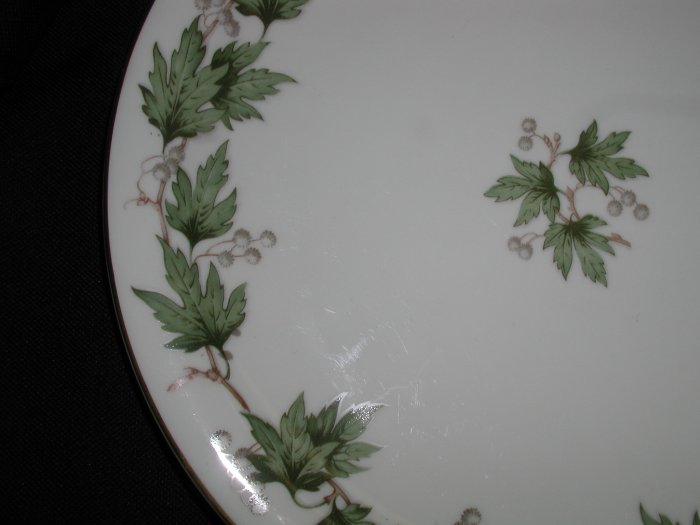 Vintage Krautheim Franconia Sycamore Dinner Plate