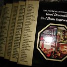 SET PRACTICAL ENCYCLOPEDIA OF GOOD DECORATING AND HOME IMPROVEMENT DANISH MODERN