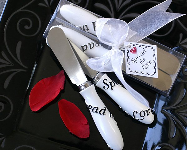 """Spread the Love"" Signature Spreaders - Set of Two"