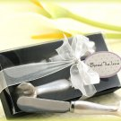 """Spread the Love"" Pearl Callalily Spreader Set in Gift Box"