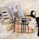 """Sew Perfect"" Plaid Sewing Kit"