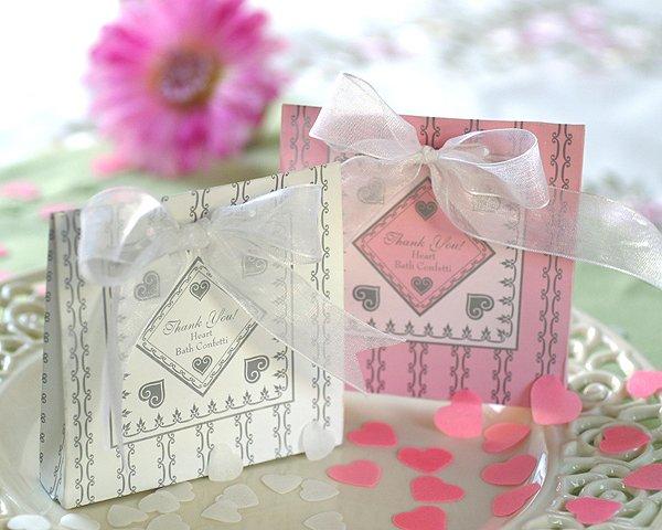 Sweet Heart Bath Confetti