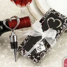 Chrome Heart Bottle Stopper in Personality Box ( 20 styles/colors) (Set of 4)