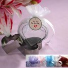 """Cut Out for Each Other"" Heart Cookie Cutters in Heart Shaped Organza Bag (Variety of Colors Availab"
