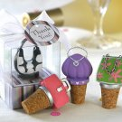 So Pretty Miniature Purse Bottle Stoppers in Gift Box (Set of 4)