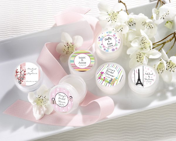 """""""Pucker Up!"""" Personalized Lip Balm (Set of 12)"""