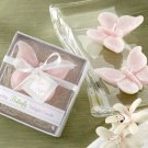Floating Butterfly Tea Light in Garden-Themed Gift Box (Set of Four)