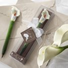 """Write from the Heart"" Calla Lily Pen in Gift Box"