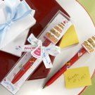 """Happy Birthday!"" Pen in Festive Party Gift Box with Imprinted Ribbon"