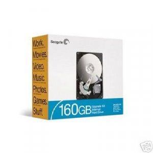 NEW IN BOX Seagate 160GB 2.5 UATA Internal Notebook HD