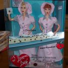 "NRFB  I Love Lucy Dolls ""Job Switching"" Chocolate Factory MNRFB Ethel"