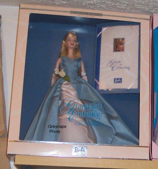 Grand Entrance in Blue  Barbie NRFB 2001  NRFB