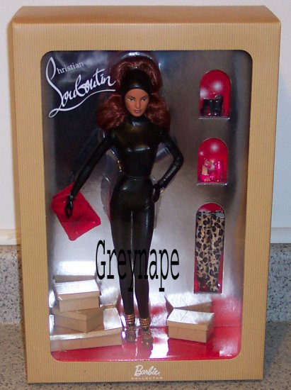 Barbie by Christian Louboutin Doll NRFB First in Series!