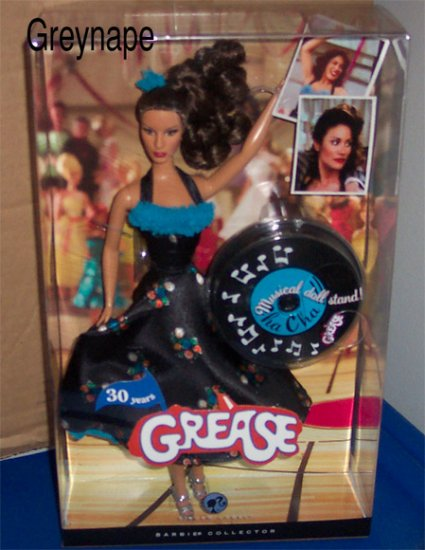 Grease Cha Cha Barbie Doll Dance Off NRFB Silver label