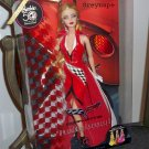 RED  HTF Treasure hunt Corvette Barbie Doll NRFB